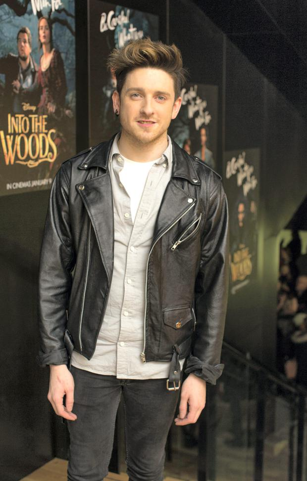 Stephen Byrne pictured at the Irish Premiere of Into The Woods. At cinemas nationwide from Jan 9. Photo: Anthony Woods