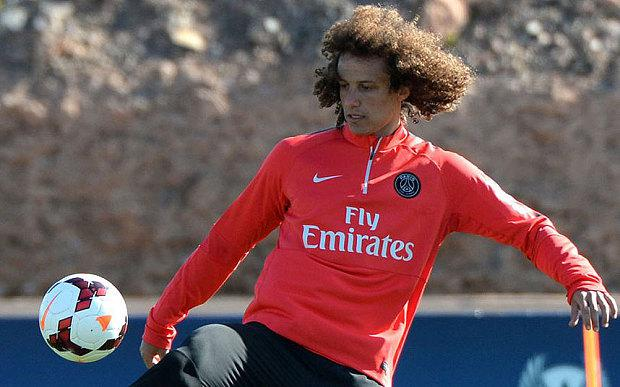 David Luiz is the world's most expensive defender