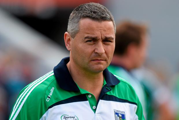 What a difference a year has made to the fortunes of Limerick hurling manager TJ Ryan.