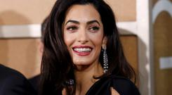 After weighing in onto the Elgin Marbles controversy and the imprisonment of journalists in Egypt, Amal Clooney is to step into another high-profile case- the Armenian genocide (REUTERS/Mario Anzuoni)