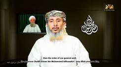 Nasser bin Ali al-Ansi, a leader of the Yemeni branch of al Qaeda (AQAP)