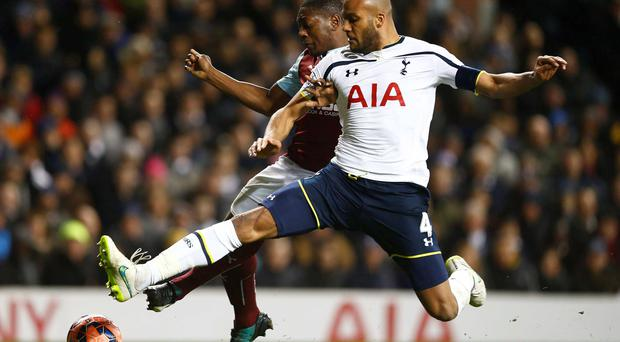 Tottenham Hotspur's Younes Kaboul could be on the move