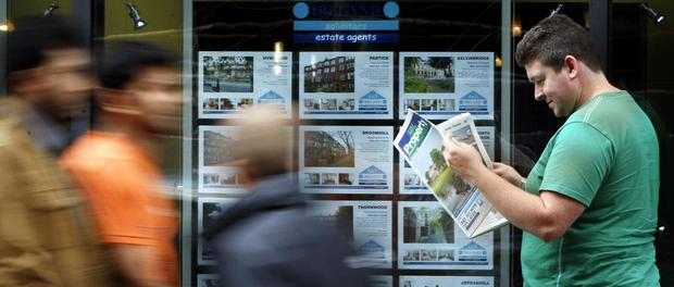 It takes an average of just seven weeks to sell a home. (Photo: PA)