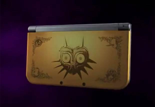 The Majora's Mask 3DS