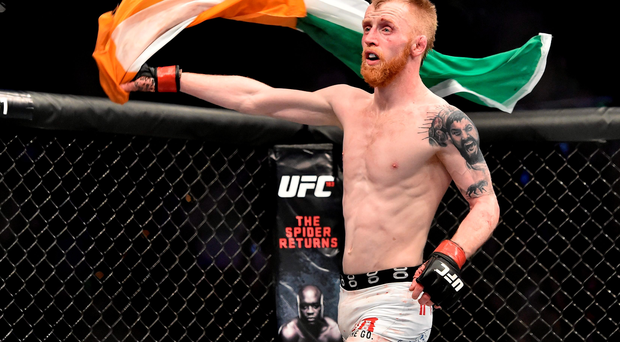 Paddy Holohan was in action in Scotland last night, where he defeated Vaughan Lee in a decision victory.