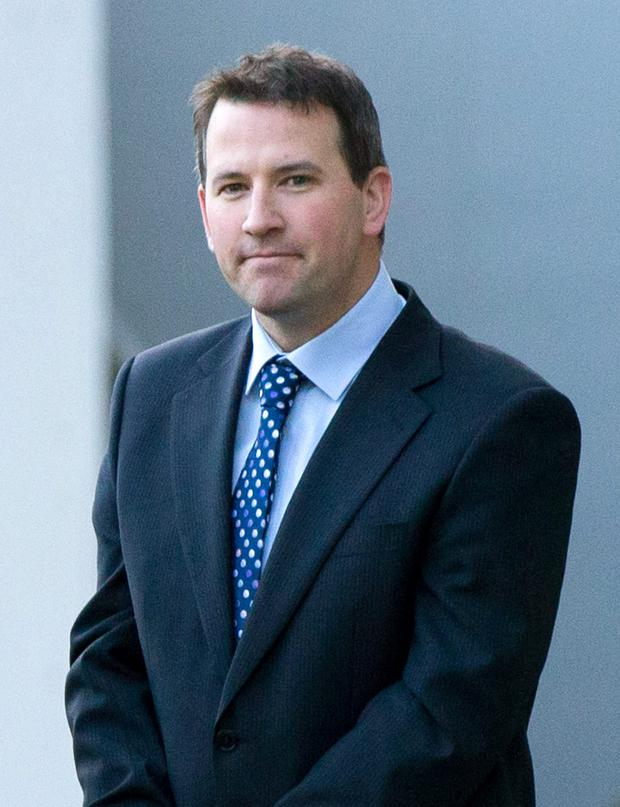 Graham Dwyer: accused of the murder of Elaine O'Hara. Picture: Courtpix