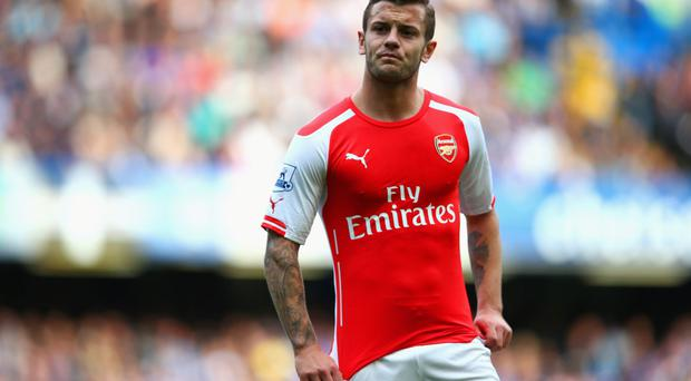 Jack Wilshere is currently recovering from ankle surgery and is expected to be in contention for a first-team return by the end of the month. Photo: Paul Gilham/Getty Images