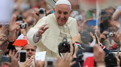 Pope Francis has spoken about family planning.