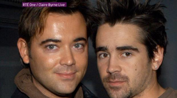 Colin and Eamon Farrell