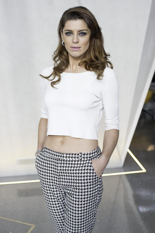 Aoibhinn McGinnity at the Thomas Sabo launch