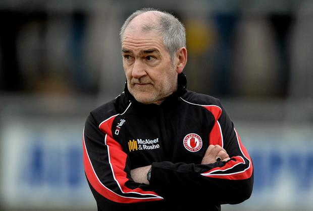 Mickey Harte, Tyrone manager