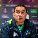 Pat Lam believes Connacht can develop their own world class players at the Sportsground. Photo: Diarmuid Greene / SPORTSFILE