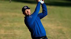 Padraig Harrington believes Darren Clarke is 'is the right man... right now' for the Ryder Cup captaincy