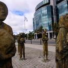 'I cannot imagine how anyone could find the Irish Famine remotely funny...'