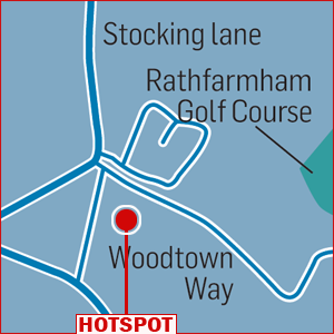 RATHFARNHAM 'END' OF D16 AND WOODSTOWN: Better bang for buck which opens doors for families with school-going kids.