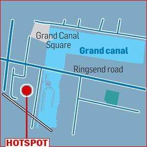 GRAND CANAL DOCK: With Hanover Quay development set to go ahead and the cleaning up of the general area, demand remains extremely high