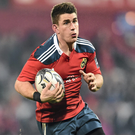 Munster out-half Ian Keatley: 'Even stepping up as a leader on the team, I think I've done that. I've taken more charge, more of a leadership role'.