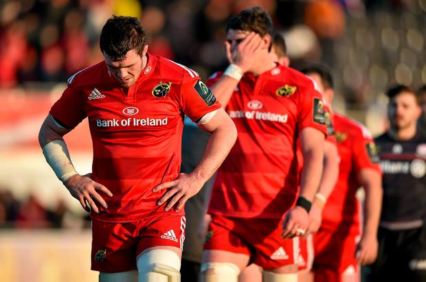 Anthony Foley and his management team have had a week to reflect on their side's capitulation at Allianz Park and have largely decided to give the same players a shot at redemption.