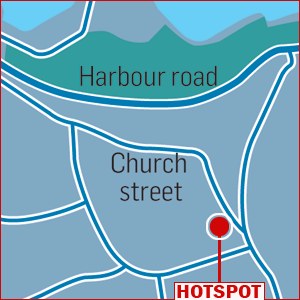 HOWTH: It's closer to the city than Malahide with excellent transport links. The village is particularly popular especially for down sizers.