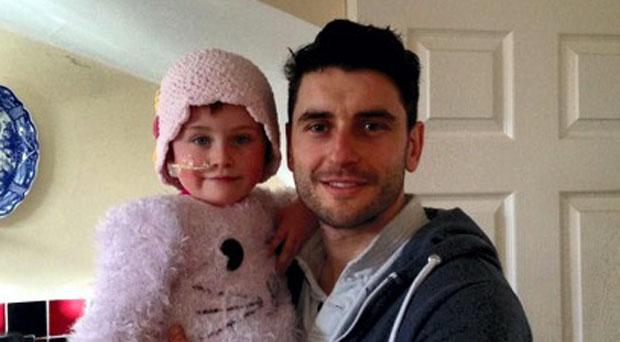 Bernard Brogan and Molly McNally