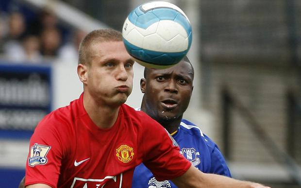 Nemanja Vidic (2006) A £7m signing from Spartak Moscow, Vidic endured a difficult first six months at United before becoming one of the best defenders in the club's history. Formed a formidable partnership with Rio Ferdinand and captained the club to Premier League glory before leaving for Inter Milan last summer.