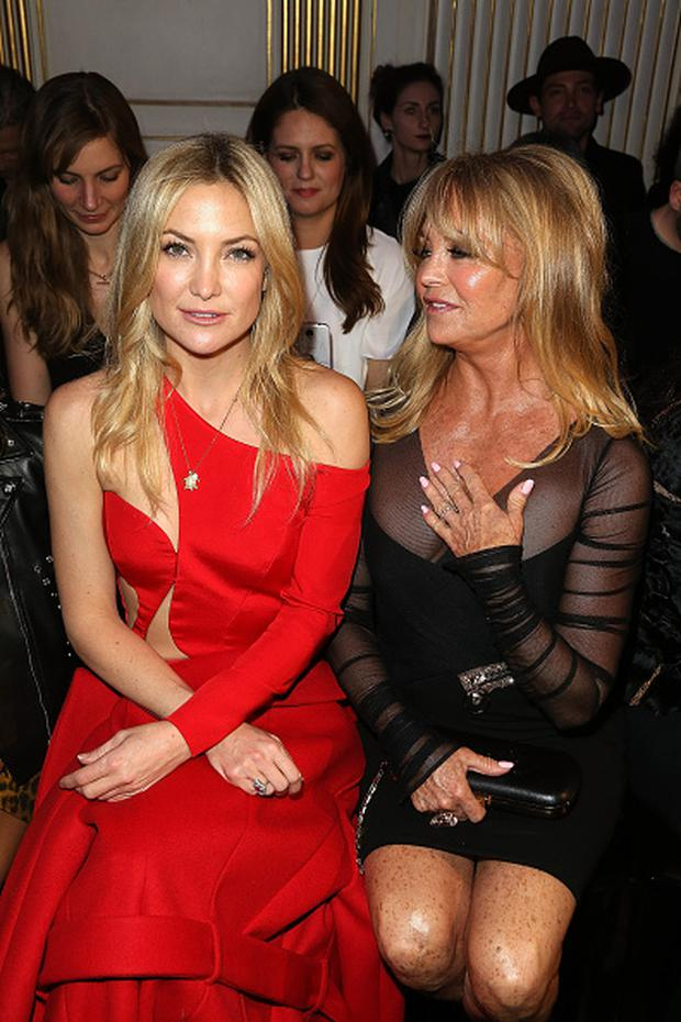 Kate Hudson and mum Goldie Hawn