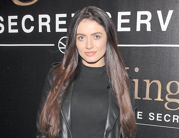 Kelly Donegan pictured at the Irish Premiere screening of new movie Kingsman at The Savoy Cinema Dublin