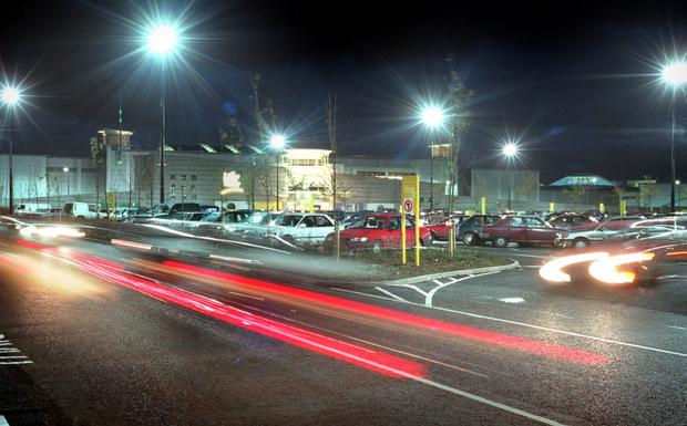 The Liffey Valley Shopping Centre