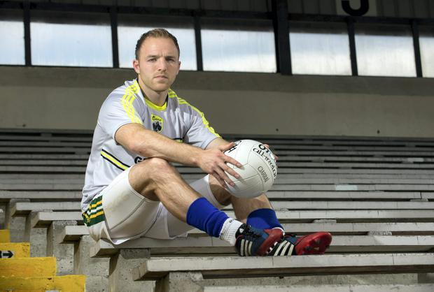 As Kerry's Darran O'Sullivan reveals he has quit his job to concentrate on his football career, the debate is raging as to whether too much is being asked of amateur players in intercounty set-ups. Photo: Diarmuid Greene / SPORTSFILE
