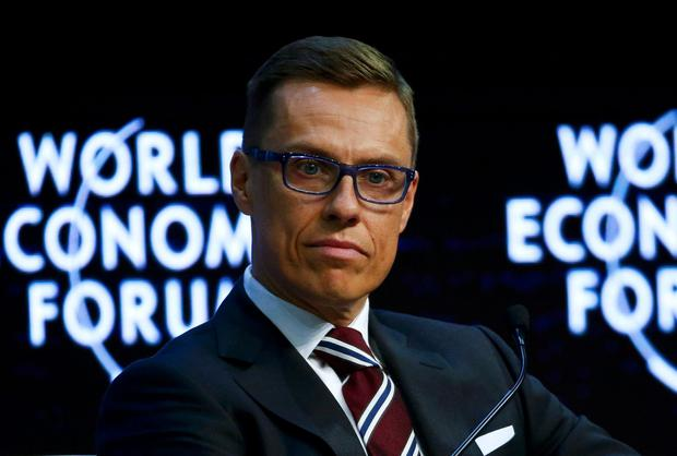 Finland Prime Minister Alexander Stubb has spoken out, stating: