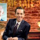 Ryan Tubridy is not worried about Ray D'Arcy's arrival at RTE