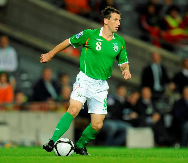Cork City's latest signing Liam Miller has represented Ireland 21 times and played for illustrious clubs such as Manchester United and Celtic