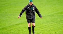 Joe Schmidt will be encouraged by his players' recent form