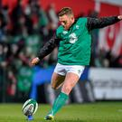 Ian Madigan, Ireland Wolfhounds