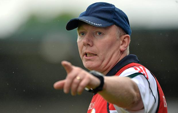 Pat English may be new to senior inter-county management but he is steeped in hurling