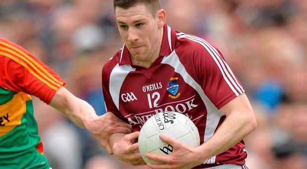 The Westmeath goal came after skipper Ger Egan found James Dolan in space and the wing-back finished clinically.