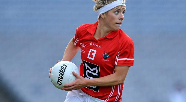 Mulcahy scored 1-7 as the Rebelettes came from behind to claim a 2-13 to 1-8 victory against Mayo in Swinford.