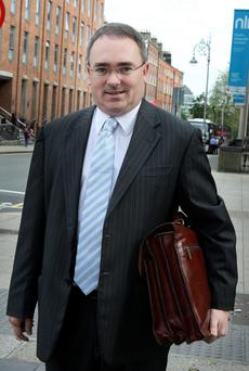 Brendan McDonagh, CEO of NAMA
