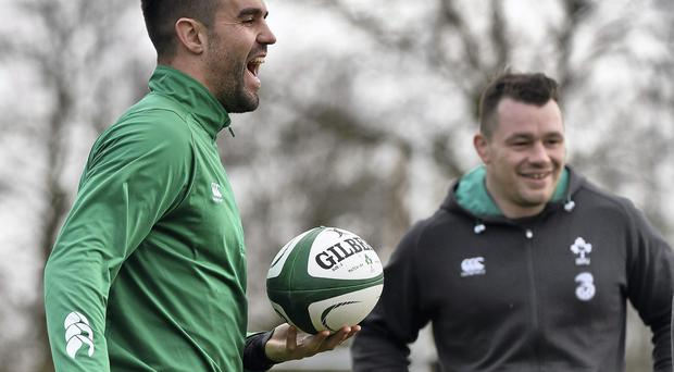 Conor Murray is expected to be fit in time for Ireland's Six Nations opener against Italy on Saturday