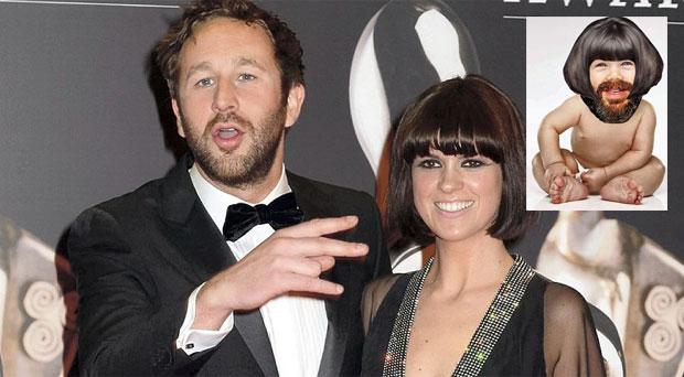 Chris O'Dowd and his wife, Dawn O'Porter and the tweet they sent out