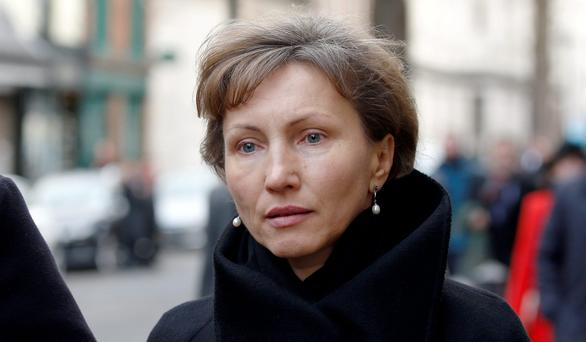 According to Ms Litvinenko, her husband had suspected Mr Putin, who became first deputy mayor of St Petersburg in 1994, of having links to the criminal gangs which mushroomed as the Soviet Union collapsed in 1991.