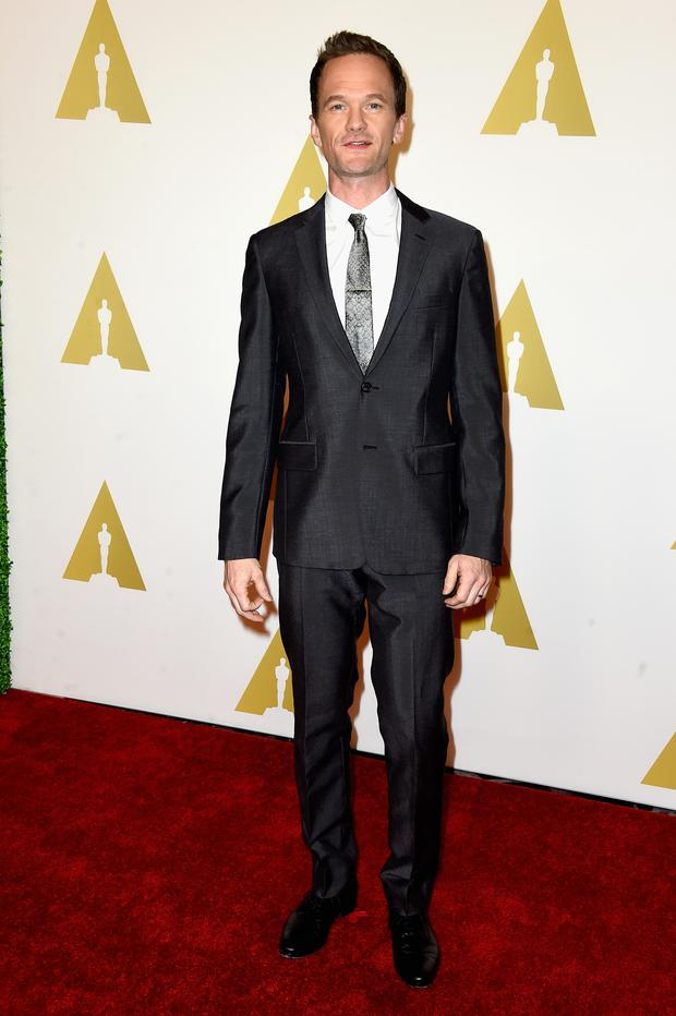 Actor Neil Patrick Harris attends the 87th Annual Academy Awards Nominee Luncheon at The Beverly Hilton Hotel