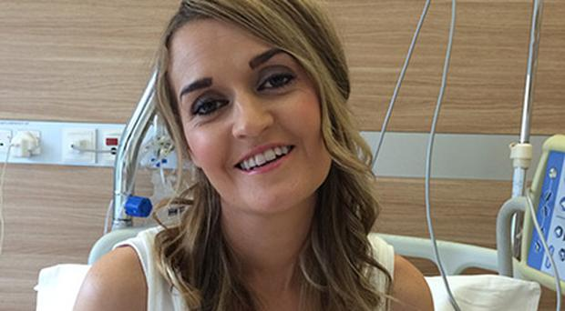 Mother-of-two Clare Clarke passed away aged35 after a battle with cancer.
