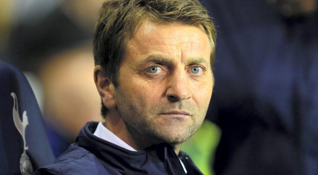 Tim Sherwood is an early favourite for the vacant QPR job. Photo: Jamie McDonald/Getty Images