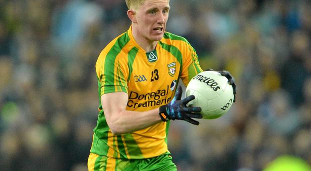 Donegal star Daniel McLaughlin kicked the winner for UL as they edged out Maynooth.