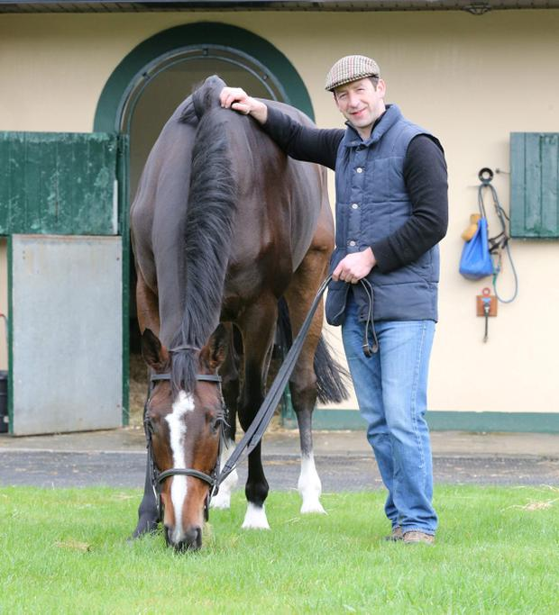 Lord Windermere and Jim Culloty