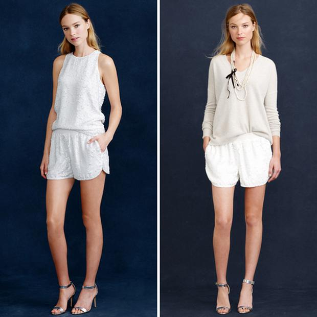 Olivia Palermo Wedding.Wedding Shorts Are In Olivia Palermo Starts Yet Another Trend