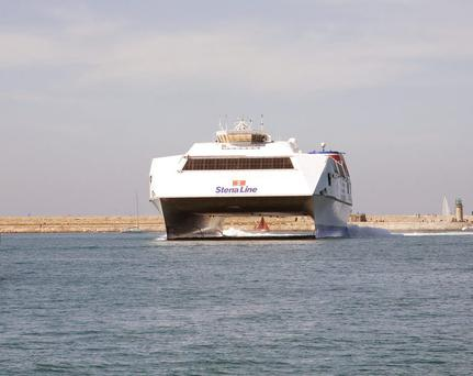 Stena Line will no longer operate from Dun Laoghaire