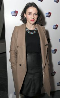 Pictured at The Premiere of Jesus Christ Superstar at The Bord Gais Energy Theatre last night was; Charlene McKenna