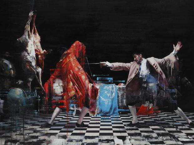 'Dance with the Devil' by Conor Harrington